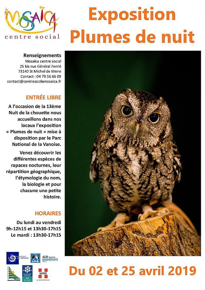 affiche expo plumes de nuit - redim ok