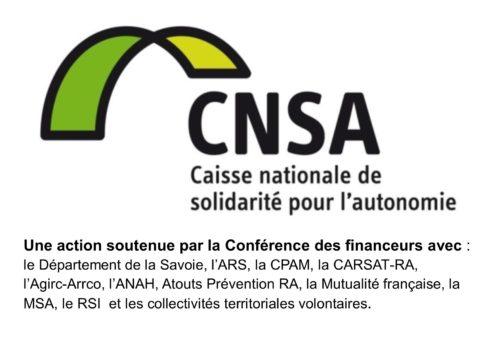 CNSA pour conférence des financeurs