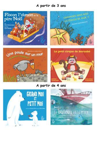 livres 3 ans - 4 ans