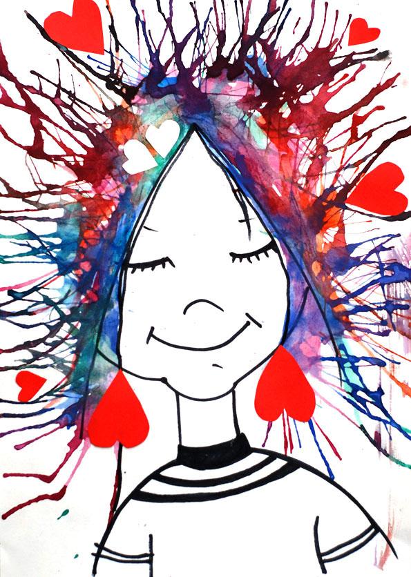 DIY-peinture-cheveux