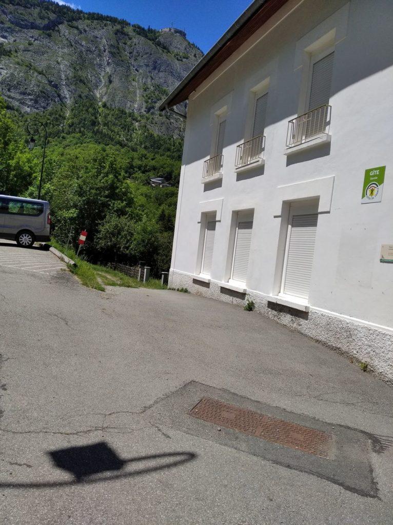 parking redim